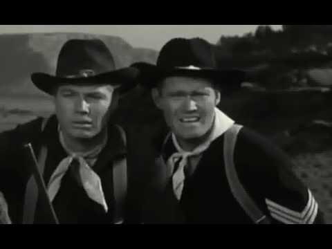 Tomahawk Trail Western 1957 Chuck Connors, John Smith & Susan Cummings