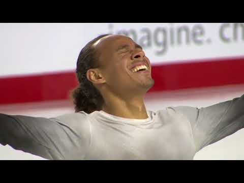 09 Elladj BALDE - Canadian Nationals 2018 - Mens SP