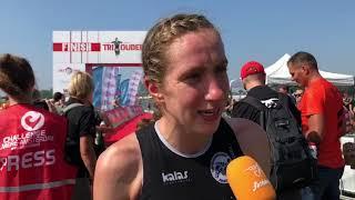 Sarissa de Vries pakt Nederlandse titel Sprint in Ouderkerk aan de Amstel