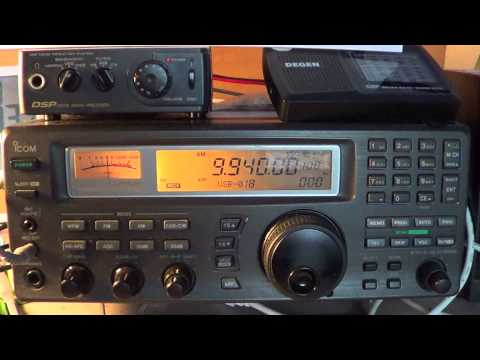 Swaziland Trans World Radio in french 9940 Khz