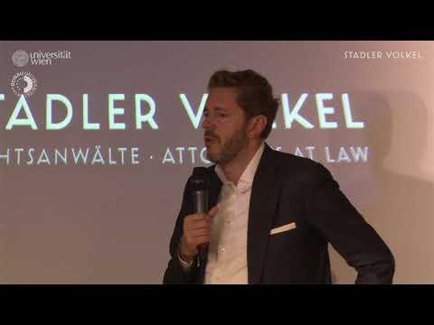 Bundesminister Harald Mahrer zur Bedeutung der Blockchain für Österreich (7. September 2017)