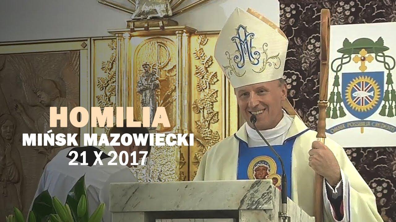 Bp M. Solarczyk: Doświadczamy Tajemnicy Pięćdziesiątnicy (21 X 2017 r.)