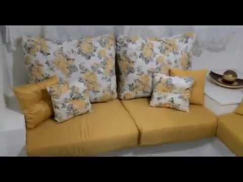 ea62b2153dfca6 Como fazer sofá de alvenaria 2 e 3 lugares