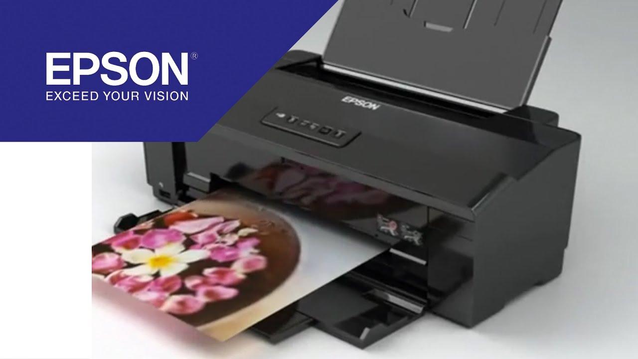 Stylus Photo 1500W: Fast, high quality, wireless photo printing | Epson