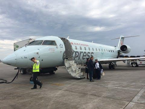 Air Canada AC7355 Baltimore BWI to Toronto YYZ
