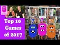 Top 10 Games Of 2017 (In English, board games, tabletop games)