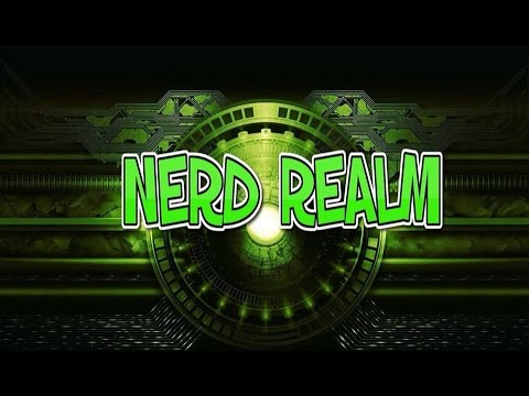 Nerd Realm Ep. 001 (air date 08/21/14)