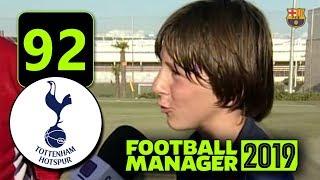 BIMBO PRODIGIO [#92] FOOTBALL MANAGER 2019 Gameplay ITA