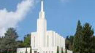Bern Switzerland LDS (Mormon) Temple - Mormons