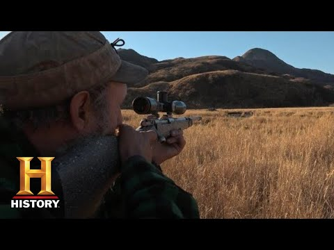 Mountain Men: Mike Runs Into Bear Trouble (Season 8) | History