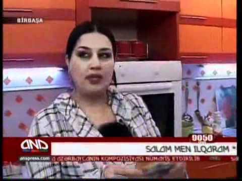 Güne Baxan 25.04.2012.Elza Seyidcahan