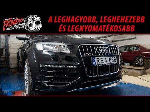 Totalcar Erőmérő: Audi Q7 V12 TDI - megkínzott minket thumbnail