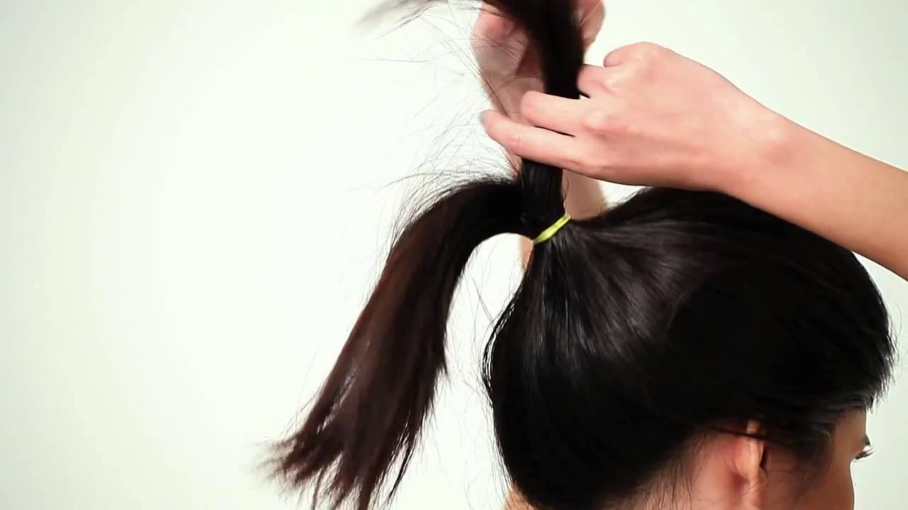 Cara Smoothing Rambut Pendek