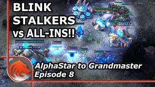 StarCraft 2: Getting Destroyed by the ALL-INS!