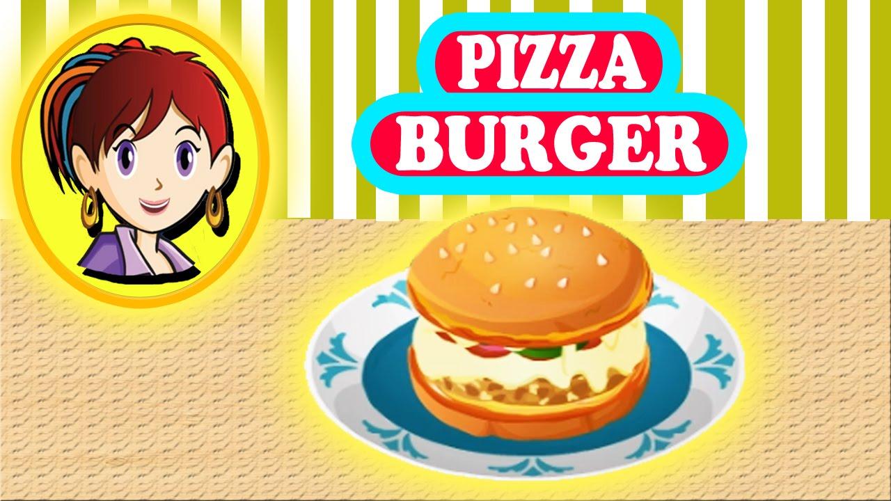 Sara S Cooking Class Pizza Burger Gameplay Cooking Games