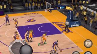 NBA LIVE Mobile WEEL OF PLAYERS