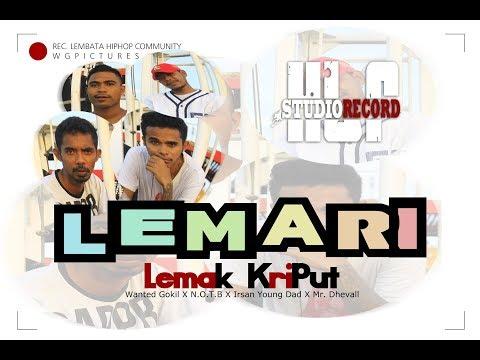 LEMARI (Lemak Keriput) WG X HLF  OFFICIAL VIDEO MUSIK