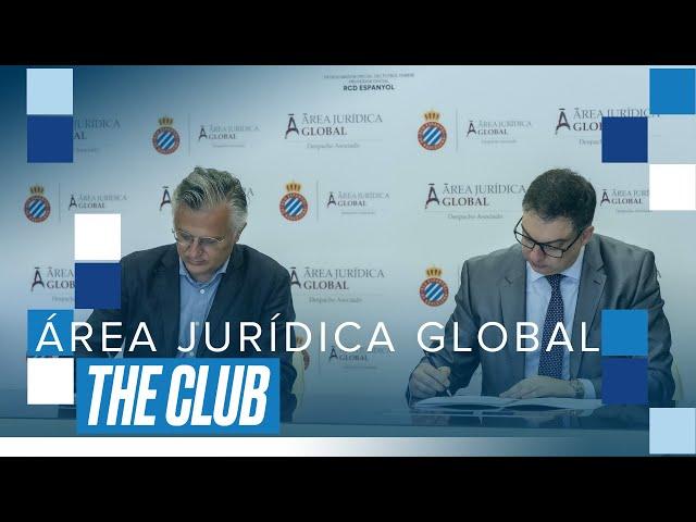 Área Jurídica Global, nuevo patrocinador del Femenino