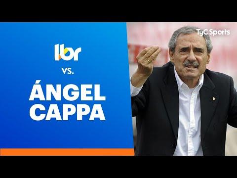 """""""HACE 11 AÑOS QUE PIENSO EN ESE VÉLEZ - HURACÁN""""   Líbero VS Ángel Cappa - TyC Sports"""