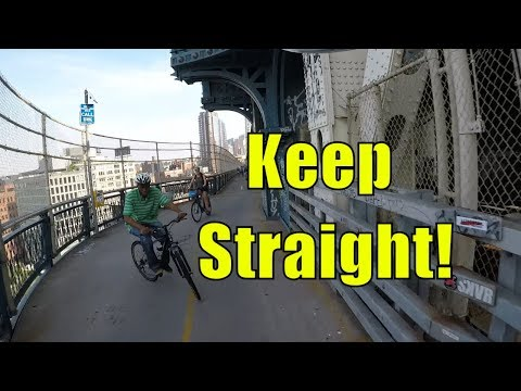 Brooklyn Barge Group Cycling Rideout ft. Riding With Jahv