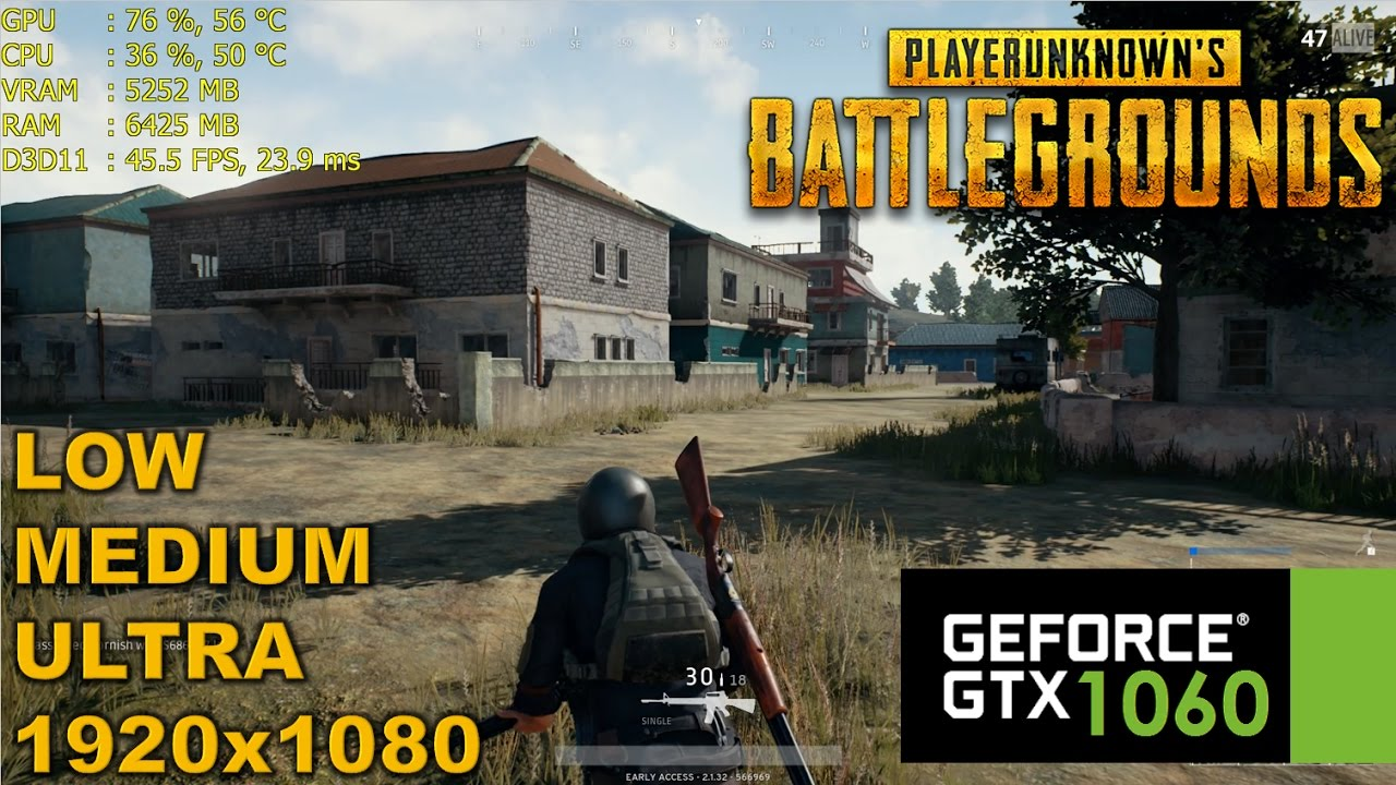 A Low Spec Version Of Pc S Pubg To Start: PUBG - Low, Medium & Ultra Settings! (EA