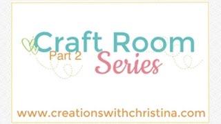 Craft Room Series #2: The Plan