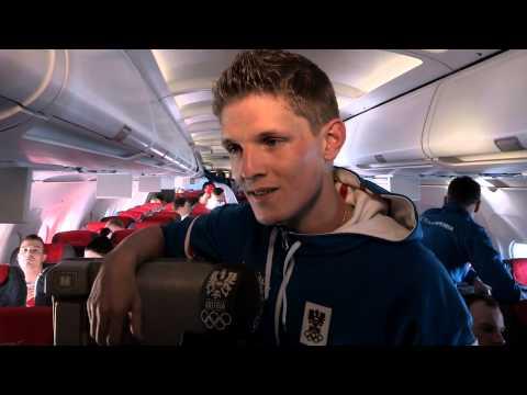 Interview mit Thomas Morgenstern - Dass ich noch lebe ist ein Wunder -Sotschi 2014