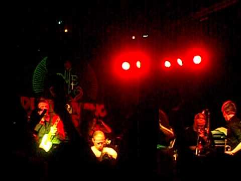 Diablo Swing Orchestra - Lucy Fears The Morning Star @ Inferno Club Brasil 2012