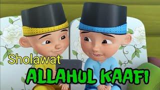 Allahul Kafi Rabunal Kafi Bersholawat Bersama Upin Ipin Lagu Sholawat Upinipin Terbaru