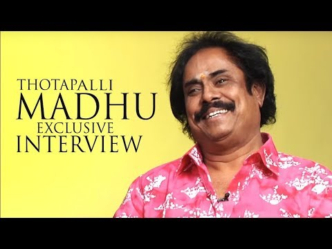 Writer and Actor Thotapalli Madhu Exclusive Interview | TFPC