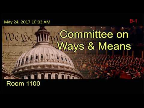 Hearing with U.S. Secretary of the Treasury Steven Mnuchin on FY18 Budget Proposals
