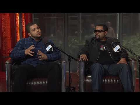 Ice Cube & O'Shea Jackson Jr. Talk Godzilla & Straight Outta Compton | The Rich Eisen Show | 5/23/19