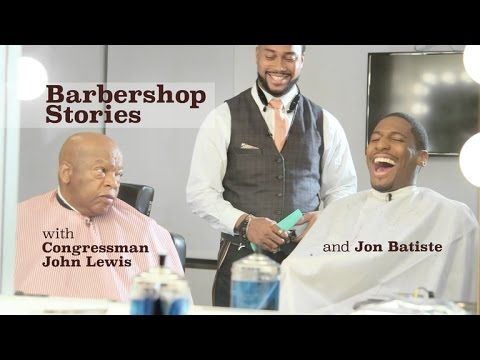Barbershop Stories with Jon Batiste and Congressman John Lewis