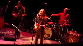 """Chris Robinson Brotherhood - """"Tom Thumb's Blues"""" & """"Meanwhile In The Gods"""" Jefferson Theater 11/4/12"""