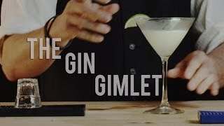 How To Make The Gin Gimlet - Best Drink Recipes