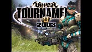 Unreal Tournadjent 2003 (ut2003 Metal cover)