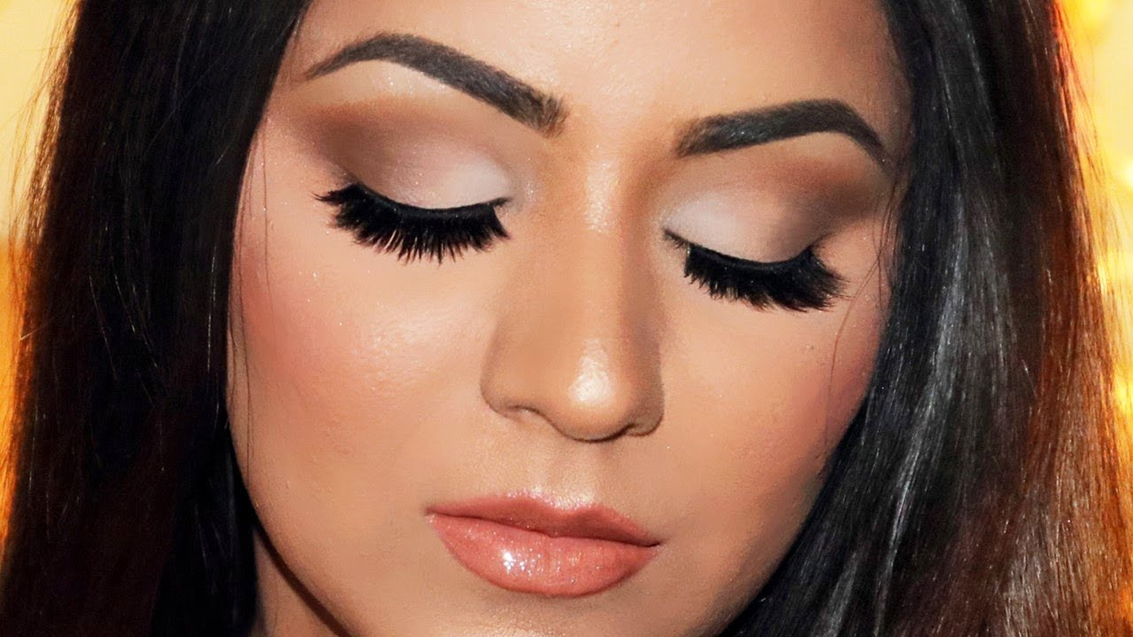 The Most Flattering Nude Tone Makeup For Brown Olive Indian Skin