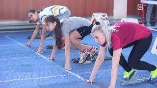 Чемпионат РК по легкой атлетике среди спортсменов-инвалидов с нарушением слуха