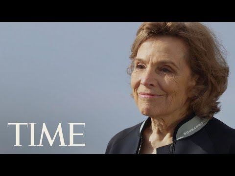 Sylvia Earle On How She Became The First Woman To Be Chief Scientist Of U.S. NOAA | TIME