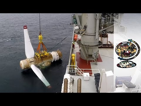 Scotland Touts Tidal Energy As The Renewable Of The Future