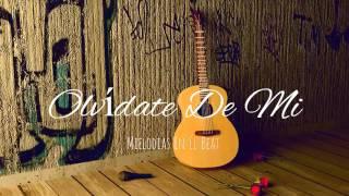 Olvídate De Mi - Instrumental Romantico De Rap Con Piano Y Guitarra