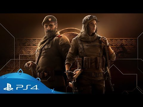 Rainbow Six Siege | Operation Wind Bastion | PS4 thumbnail