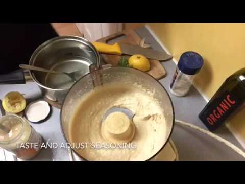 Original Lebanese Hummus