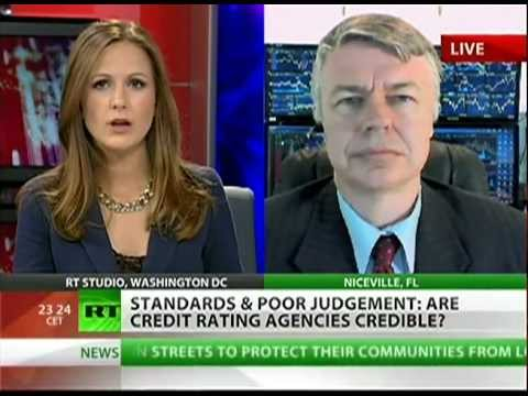 Are credit rating agencies credible?