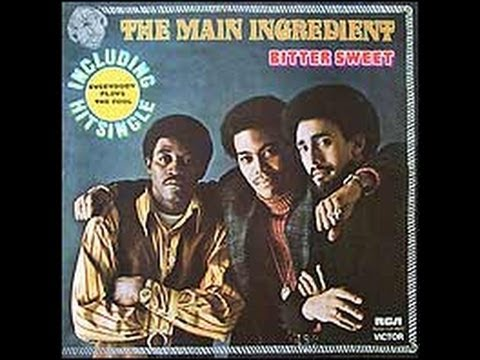 EVERYBODY PLAYS THE FOOL    THE MAIN INGREDIENT