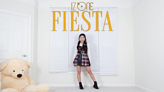 IZ*ONE (아이즈원) - 'FIESTA' - Lisa Rhee Dance Cover
