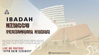 IBADAH MINGGU | 01 AGUSTUS 2021 | GKJW JEMAAT SURABAYA