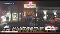Husband kills estranged wife inside Applebee's in Jackosnville Fl