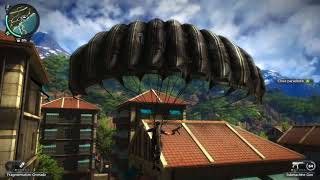 Just Cause 2 PC Gameplay Max Settings