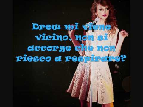 Taylor Swift - Teardrops on my guitar (traduzione).